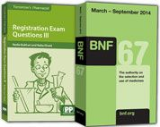 BNF 67 and Registration Exam Questions III Package