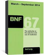 British National Formulary (BNF) 67