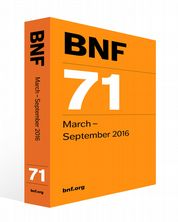 British National Formulary (BNF) 71