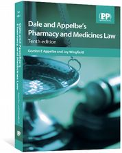 Dale and Appelbe's Pharmacy and Medicines Law eBook Appelbe, Gordon E; Wingfield, Joy