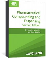 FASTtrack: Pharmaceutical Compounding and Dispensing Langley, Christopher A; Belcher, Dawn