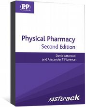 FASTtrack: Physical Pharmacy Attwood, David; Florence, Alexander T.
