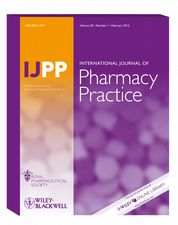 International Journal of Pharmacy Practice Bond, Christine
