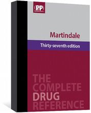 Martindale: The Complete Drug Reference