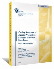 Quality Assurance of Aseptic Preparation Services: Standards Handbook Beaney, Alison M.