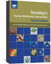 Stockley's Herbal Medicines Interactions Williamson, Elizabeth; Driver, Samuel; Baxter, Karen