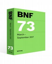 British National Formulary (BNF) 73 eBook Joint Formulary Committee