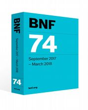 British National Formulary (BNF) 74