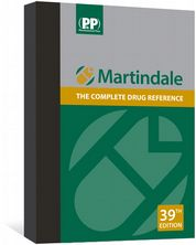 Martindale: The Complete Drug Reference Brayfield, Alison