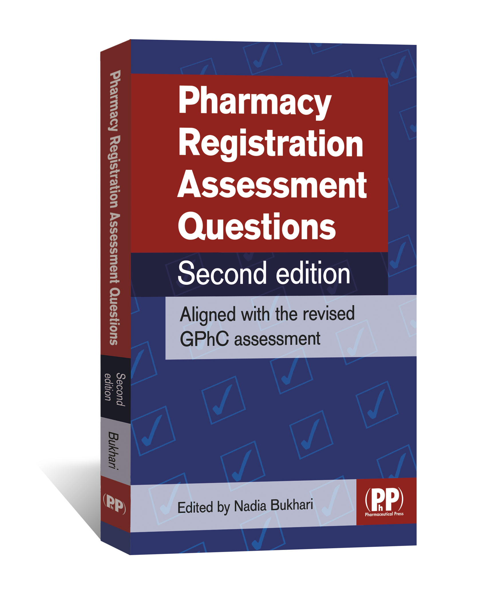 pharmaceutical press pre registration pharmacy registration assessment questions edited by bukhari nadia