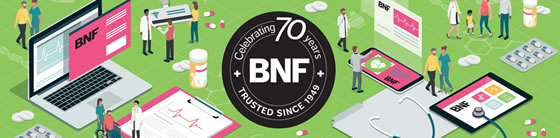 Celebrating 70 years of the BNF