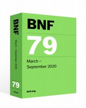 British National Formulary (BNF) 79