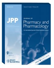 Journal of Pharmacy and Pharmacology Jones, DS
