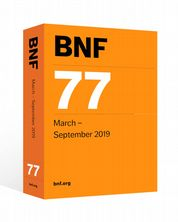 British National Formulary (BNF) 77 Joint Formulary Committee
