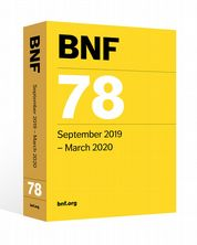 British National Formulary (BNF) 78 Joint Formulary Committee
