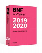 BNF for Children (BNFC) 2019-2020  Paediatric Formulary Committee
