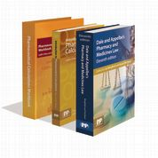 Dale and Appelbe & Pharmaceutical Calculations bundle