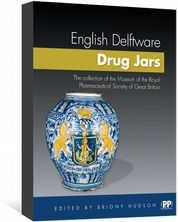 English Delftware Drug Jars