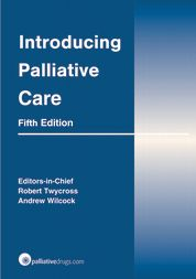 Introducing Palliative Care Editors-in-Chief - Robert Twycross, Andrew Wilcock