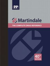 Martindale: The Complete Drug Reference Robert Buckingham