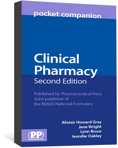 Hospital And Clinical Pharmacy Book
