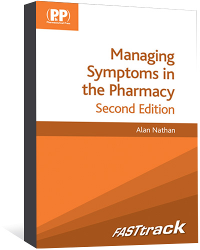 Pharmaceutical Press Fasttrack Managing Symptoms In The Pharmacy