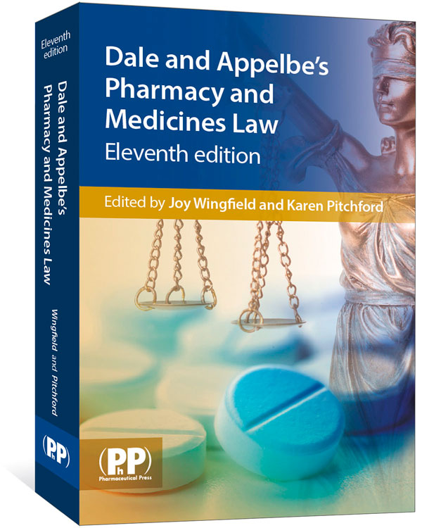 Dale And Appelbes Pharmacy Law And Ethics Ebook