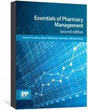 Essentials of Pharmacy Management Tootelian, Dennis H; Wertheimer, Albert I; Mikhailitchenko, Andrey