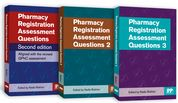 Pharmacy Registration Assessment Questions Package Edited by Bukhari, Nadia