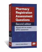 Pharmacy Registration Assessment Questions Edited by Bukhari, Nadia