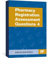 Pharmacy Registration Assessment Questions 4 Edited by Bukhari, Nadia
