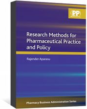 Research Methods for Pharmaceutical Practice and Policy